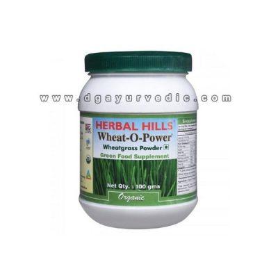 wheat-o-power (Wheatgrass Powder)