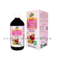Dr. Patkar's Apple Cider Vinegar with Cinnamon and Fenugreek