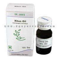 Dr.Jain's Khus Oil