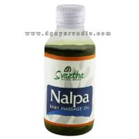 Nalpamaradi Baby Massage Oil