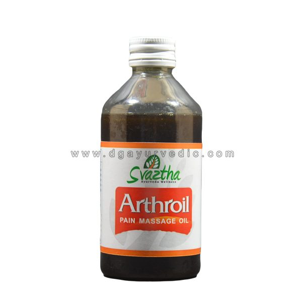 Svaztha Arthroil (Pain Massage Oil)