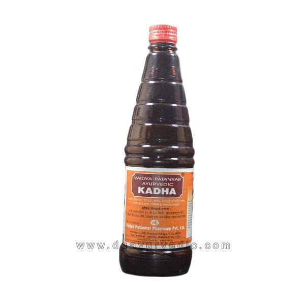 Vaidya Patankar Ayurvedic Kadha (Stomach Care and Blood Purifier)