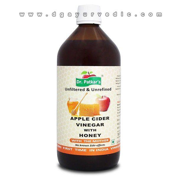 Dr. Patkar's Apple Cider Vinegar with Honey