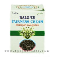 Kalonji Fairness Cream Kalonji Fairness Cream - Unani Medicine