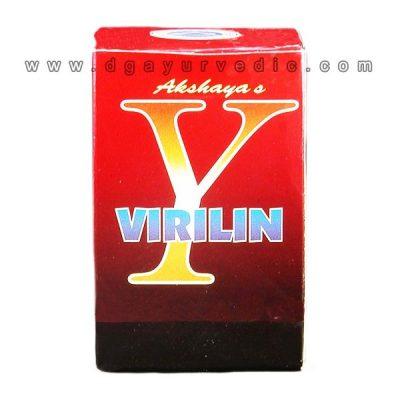 Akshaya's Y Virilin Capsules
