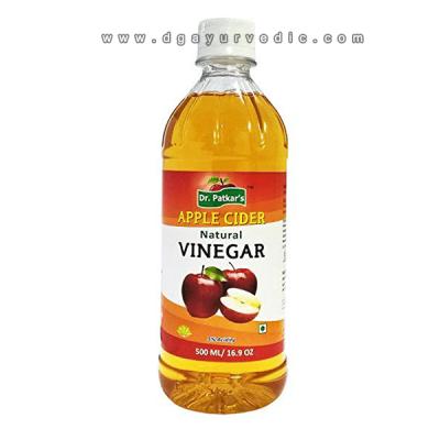 Dr. Patkar's Natural Apple Cider Vinegar (Refined)