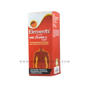 Elements URI Flush 3 liquid (Kidney Stone)