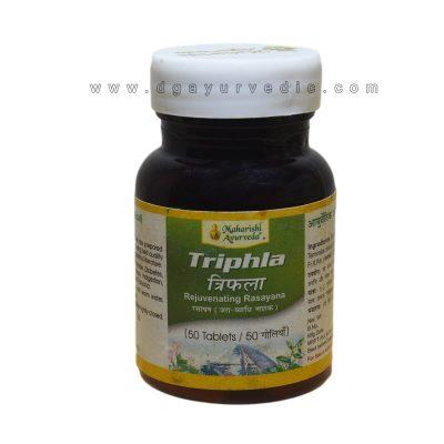 Maharishi Triphla Tablet (Rejuvenating Rasayana) 50 tabs