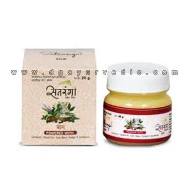 Satranga Balm (Cough and Cold) 20 gms