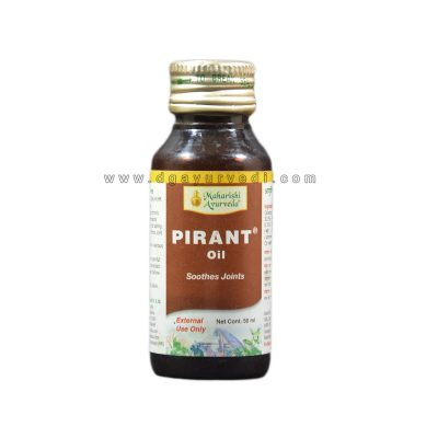 Maharishi Pirant Oil (Soothes Joints) 50 ml