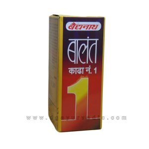Baidyanath Balant Kadha No. 1 200ml (For Women – Post Pregnancy Health Tonic)