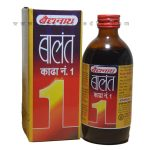 Baidyanath Balant Kadha No. 1 200ml (For Women – Post Pregnancy Health Tonic)