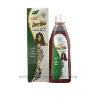 Deergha Ayurvedic Hair Oil (HairFall Control Oil)