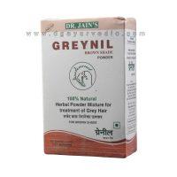Dr Jains Greynil Brown Shade Powder 100 gm
