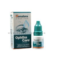 Ophtha Care Eye Drops 10ml (Relieves Eye Strain, Redness and Dryness)