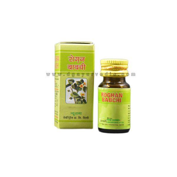 Roghan Babchi 10 ml (Skin Diseases)