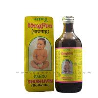 Sandu Shishuvin Balkadu Syrup (Tonic for Infants) 200 ML