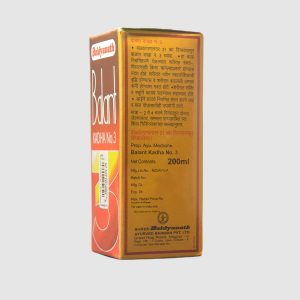 Baidyanath Balant Kadha No. 3 200 ml (For Women - Post Pregnancy Health Tonic)