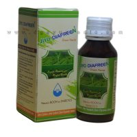 Biomap Jiyo Diafreen Syrup 100ml (For Diabetes Control) Green Nectar