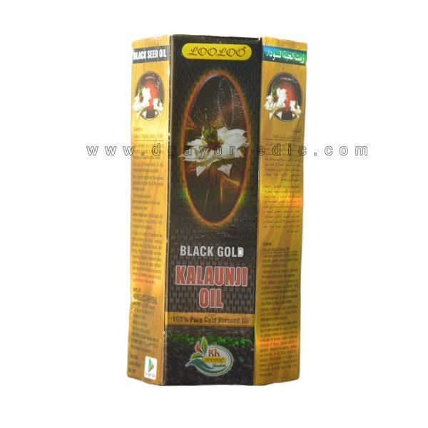 Khojati Looloo Black Gold Kalaunji Oil 50 ml