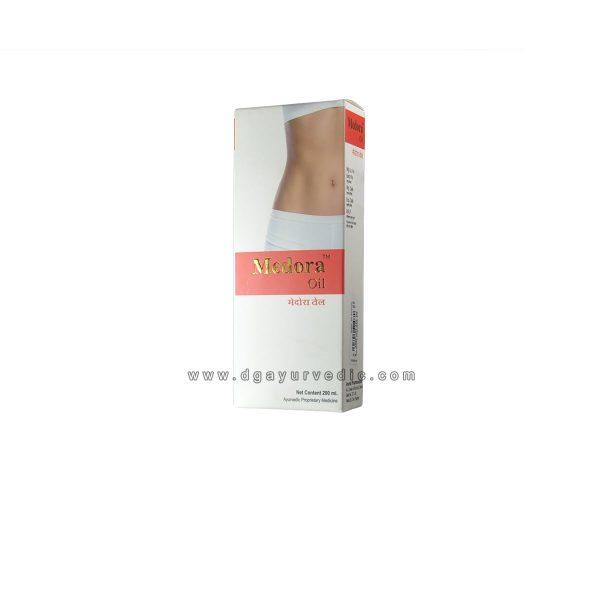 Dr. Arolkars Medora Oil (Herbal Slimming Oil)