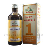 Sandu Balant Kadha No. 1 200ml (Beneficial in the first 10 days after Delivery)