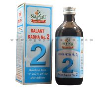 Sandu Balant Kadha No. 2 200ml (Beneficial from 11th Day to 20th Day of Delivery)