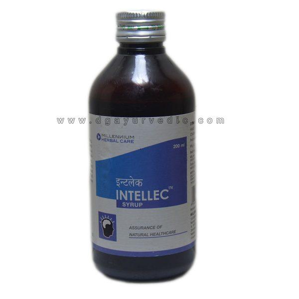 Millenium Intellec Syrup (Memory Enhancer) 200ml