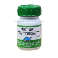 Chaitanya Methi Ghana 60 Tablet