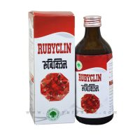 aushadi bhavan rubyclin syrup