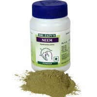 dr jain neem powder