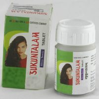 Nagarjun Pharmaceuticals Sukuntalam Hair Tonic Tablets