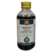 Arya Vaidya Pharmacy Kokilakshakam Kashayam 200 ML