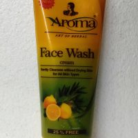 Aroma Face Wash Cream 1