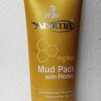 Aroma Mud Pack with Honey 100 gm