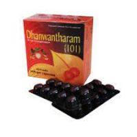 Arya Vaidya Pharmacy Dhanwantharam (101) Capsules 1
