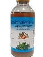 Arya Vaidya Pharmacy Gandharvahastha Thailam 1
