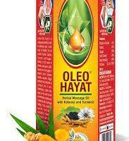 Khojati Ayurved Pharma Looloo Oleo Hayat Herbal Massage Oil 1