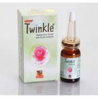 Khojati Twinkle Eye Drops With Rose Extracts 10 ML